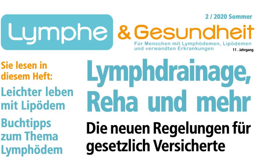 Zeitschrift Lymphe & Gesundheit